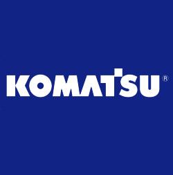 KOMATSU</br>Construção
