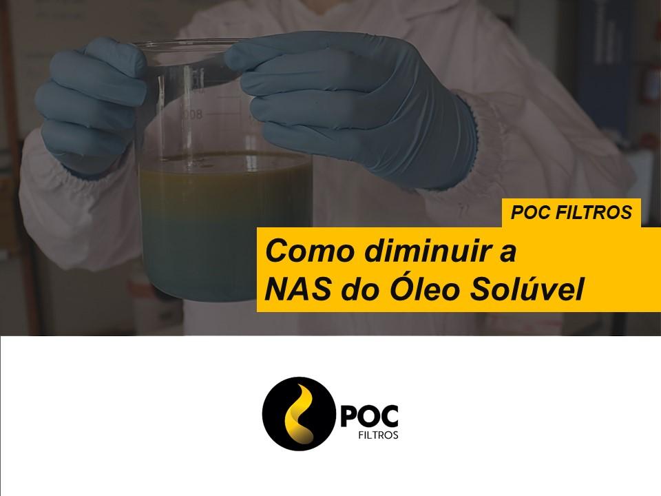 nas óleo solúvel